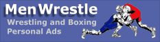 Wrestling Boxing Personals logo